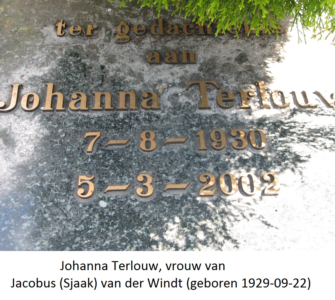 Johanna Terlouw