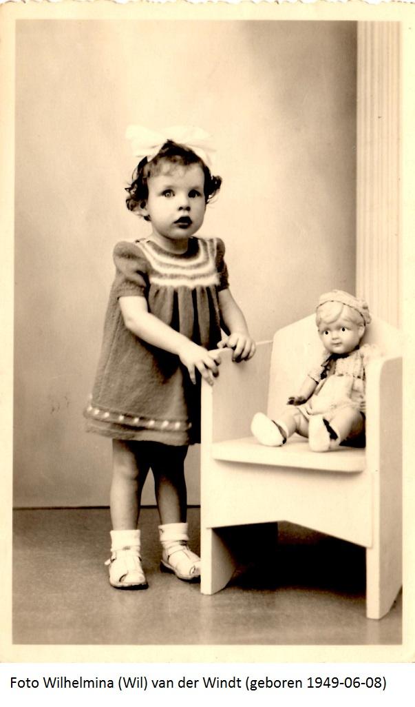 1949-06-08 Wilhelmina (Wil) van der Windt