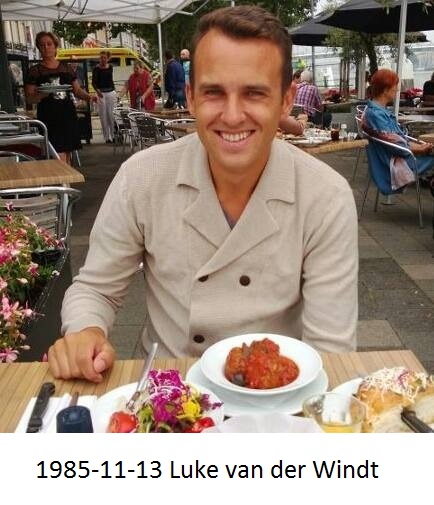 1985-11-13 Luke van der Windt