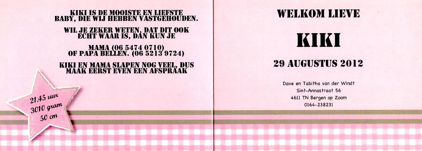 2012-08-29 Kiki van der Windt