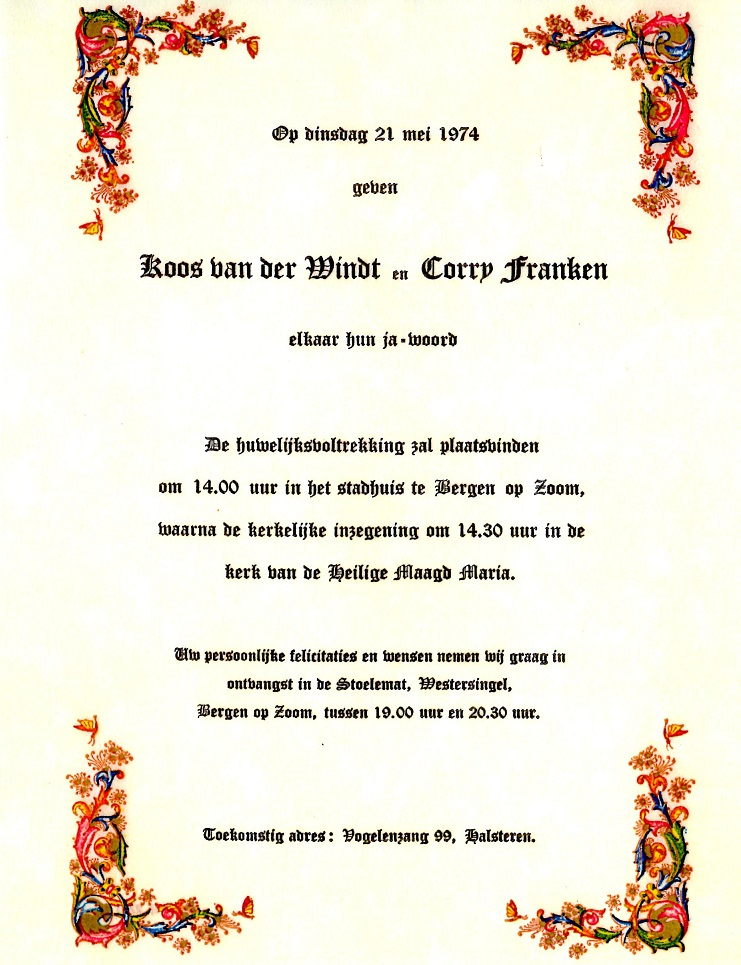 1974-05-21-huwelijksvoltrekking-va-jacobus-koos-van-der-windt-en-cornelia-maria-martina-cor-franken